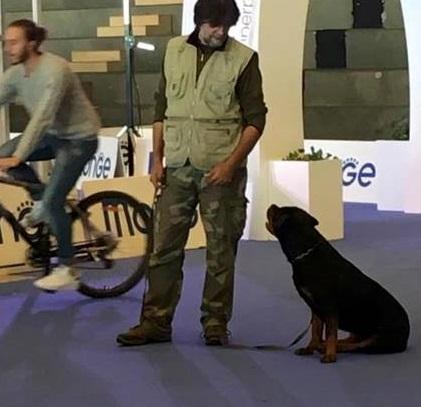 18/11/2018 – Superato il Test di Controllo dell'Affidabilità e dell'Equilibrio Psichico per Cani e Padroni Buoni Cittadini